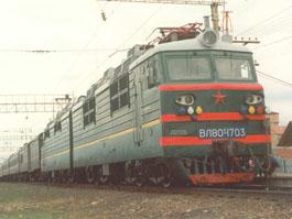 Поезд Ижевск-Новороссийск столкнулся с автобусом