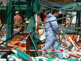 При взрыве в Турции пострадали семеро россиян