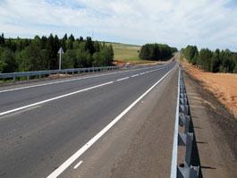 Дорога Ижевск-Воткинск откроется 31 августа
