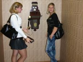 Дети ижевских телефонистов пойдут с родителями на работу