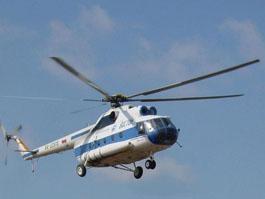 В Карачаево-Черкесии упал вертолет с чиновниками