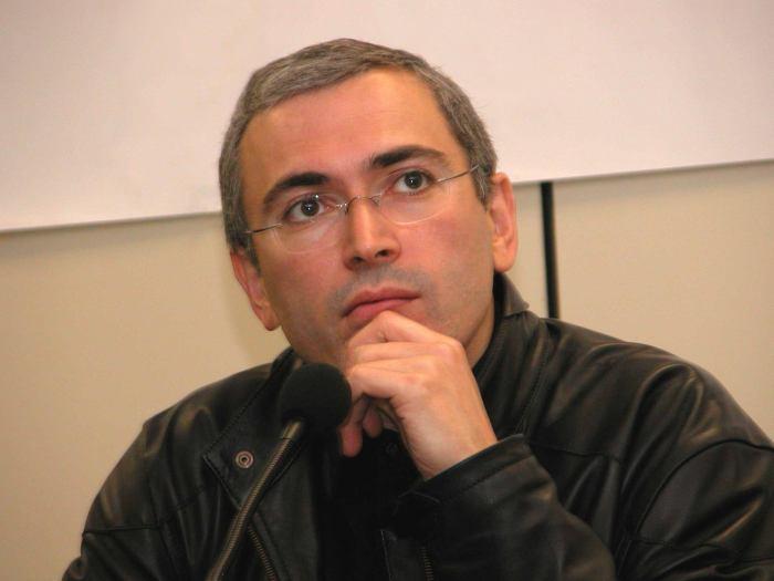 Ходорковский стал новым колумнистом журнала The New Times