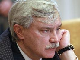 Вместо Матвиенко губернатором Санкт-Петербурга стал Георгий Полтавченко