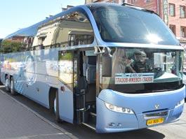 По следам смертельной аварии на трассе Ижевск - Глазов: Кто и как проверяет автобусы перед выездом?