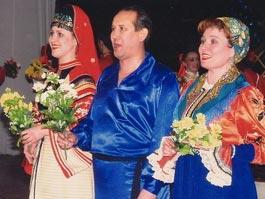 В Ижевске свое 75-летие легендарный ансамбль «Италмас» отметит гастрольным туром по республике