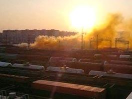 В Челябинске от бромового облака пострадали около 100 человек