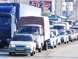Крупное ДТП в Москве