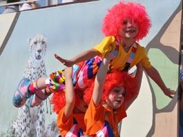В зоопарке Ижевска пройдет маскарад огромных кукол