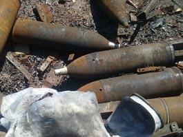 В Удмуртии два бывших зека пытались продать снаряды с арсенала в Пугачево