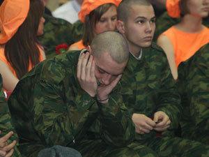 В Забайкалье солдат «в шутку» убил сослуживца