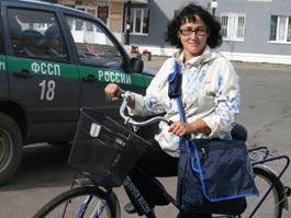 В Удмуртии почту будут доставлять на велосипедах