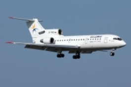 Транспортная прокуратура пока не планирует проверки Як-42 на «Ижавиа»