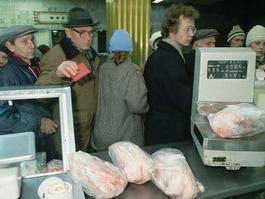 В Удмуртии дорожает куриная продукция