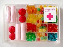 В Испании работает магазин, продающий сладости в виде таблеток