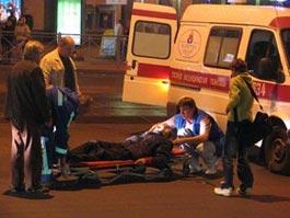 В Удмуртии пьяного полицейского, который сбил мужчину, уволили