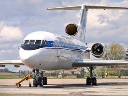 В России могут запретить чартеры на старых отечественных самолетах