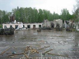В Удмуртии воинскую часть в Пугачево закроют