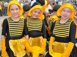 На Центральной площади Ижевска будут продавать мед