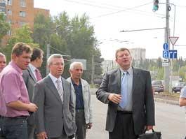 Громкая отставка в Ижевске: Чиновника сняли за неготовые дороги