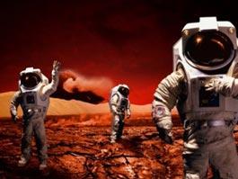 Перед отправкой на Марс космонавтам заменят мозг и глаза