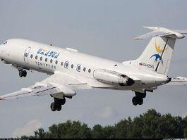 В Ижевске самолеты Як-42 проверяет Росавиация