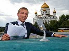 Актер Иван Охлобыстин отказался от президентских амбиций