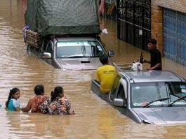 В Таиланде в результате наводнений погибли 112 человек