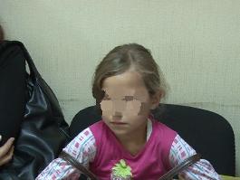 Продолжение истории с удочерением найденыша: Валю положили в больницу