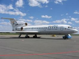 Транспортная прокуратура Удмуртии продлила проверку ЧП с самолетом «Ижавиа» в Новом Уренгое