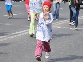 «Кросс нации 2011» в Удмуртии: футболки для бегунов в Ижевск еще не поступили