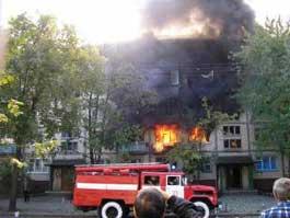 В жилом доме Екатеринбурга произошел взрыв