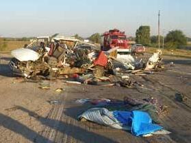 В ДТП в Чувашии погибли 9 человек