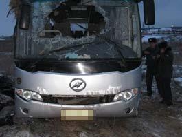 Новое ДТП с автобусом в Удмуртии: 8 человек пострадало