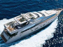 В Китае чиновники купили яхту для сбора налогов