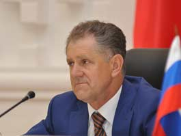 Глава Удмуртии Александр Волков: «Кудрин погорячился»