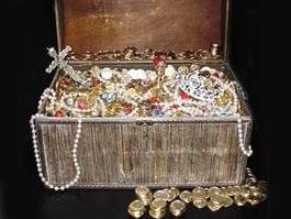 В Атлантическом океане нашли клад с 200 тоннами серебра