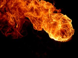 В Аргентине таинственный «огненный шар» убил человека и разрушил два дома