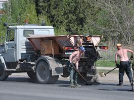 Депутаты Госсовета Удмуртии самостоятельно проверят качество ремонта дорог в Ижевске
