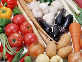Где в Ижевске работают ярмарки по продаже свежих овощей