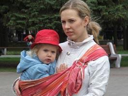 Мамы Ижевска создадут слингорадугу