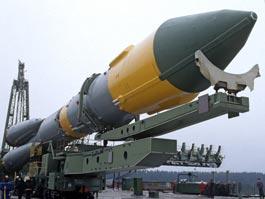 На космодроме в Плесецке рухнула баллистическая ракета