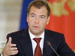 Дмитрий Медведев потребовал дать жителям России тепло