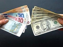 Курс доллара и евро вырос