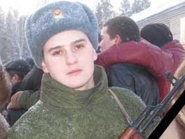 Матери солдата, погибшего в Удмуртии, до сих пор не вручили обещанный орден Мужества за подвиг сына