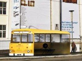 Ижевчанин предложил сделать остановку в корпусе автобуса