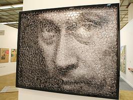 Портрет Путина продали за рекордную сумму