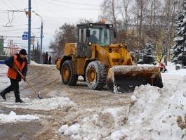 Ижевские дорожники готовятся к зиме