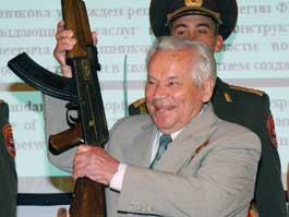 Испытания автомата Калашникова «пятого поколения» пройдут в 2012 году