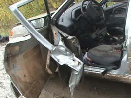 ДТП в Удмуртии: «четырнадцатая» влетела под многотонную фуру