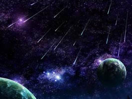 Над Землей пройдут метеоритные дожди
